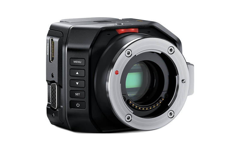 Duplicate of Blackmagic Design Micro Camera
